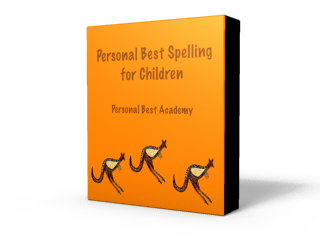spelling box child version